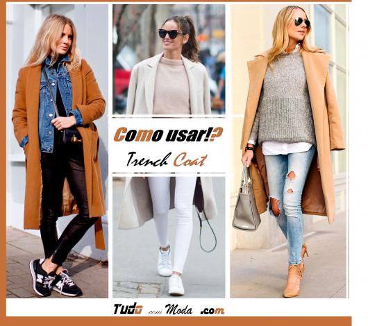 46 Looks com Trench Coat – Apaixone-se por essa It Tendência!