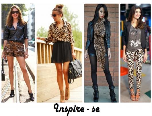 3b563e5a0 Nos tópicos a seguir veja uma linda seleção de fotos com os mais diversos  looks nessa estampagem. Acompanhe e .