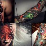 Tatuagem Oriental: Significado & 40 Ideias Incríveis de Tattoos Masculinas e Femininas