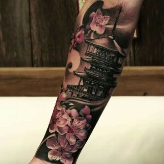 Tatuagem oriental significado 40 ideias incr veis de - Tattoos geishas japonesas ...
