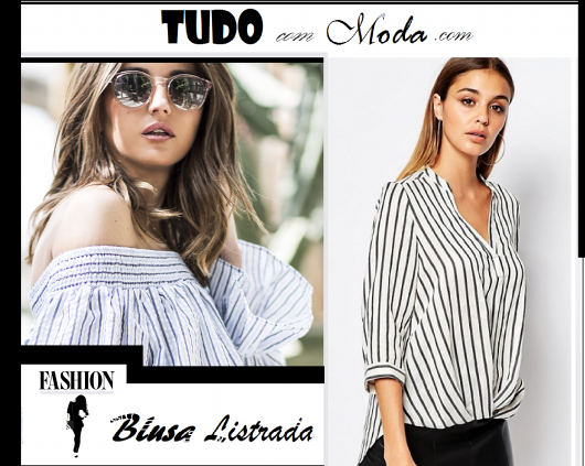 Como Usar Blusa Listrada – 60 Looks Magníficos para se Inspirar Agora!