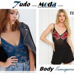 Body Transparente – Tudo Sobre a Tendência & 47 Looks Apaixonantes!