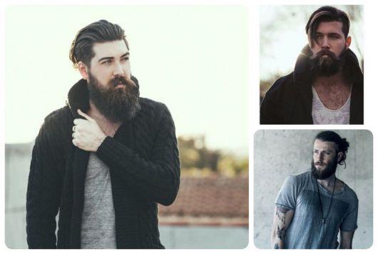 tipos de Barba lenhador