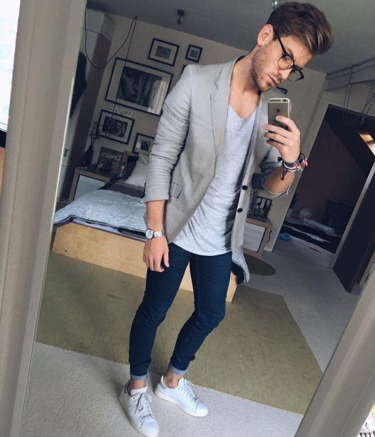 estilo masculino casual