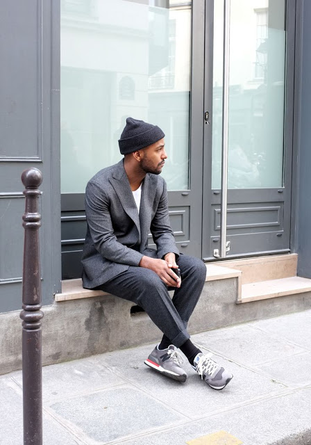 calça cropped masculina estilosa