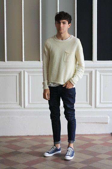 calça cropped masculina sarja dicas