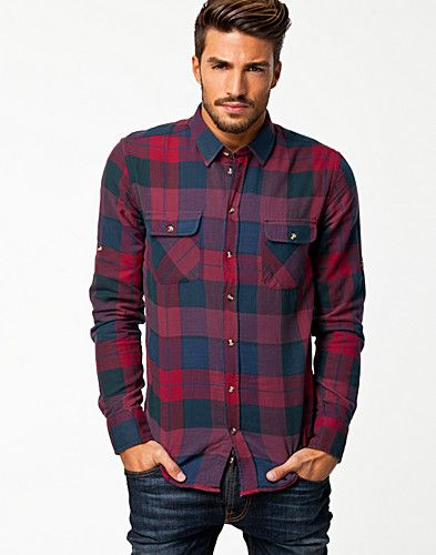 Lumberjack Shirt Mens
