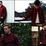 Como Usar Camisa Xadrez Vermelha Masculina – 25 Looks + Dicas!