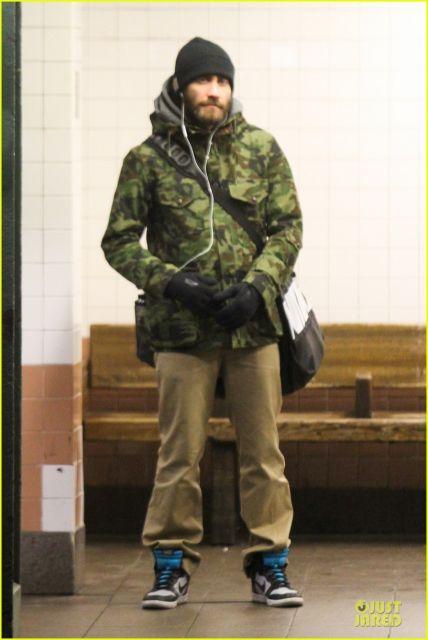 jaqueta camuflada famosos