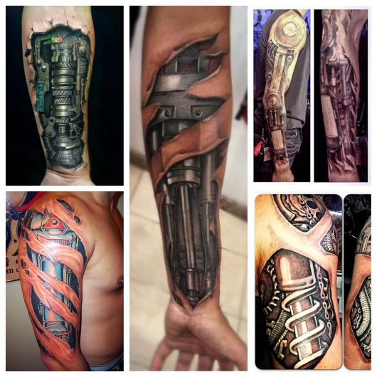 Tatuagem 3D: Tudo sobre esse estilo + 100 inspirações incríveis