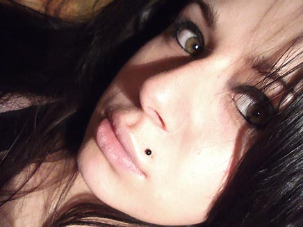 piercing monroe preto