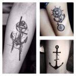 Tatuagem de Âncora – Principais Significados & 80 Inspirações Incríveis!