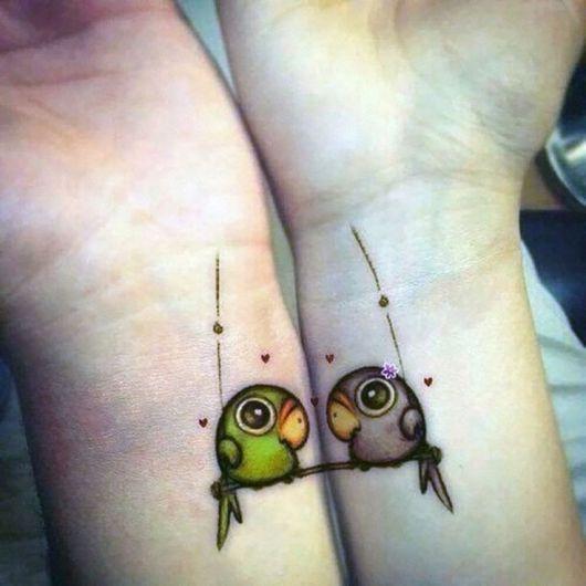 Tatuagem Para Casal 100 Fotos Ideias E Modelos Apaixonantes