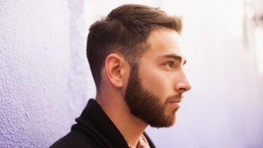 A barba cheia faz toda a diferença no visual