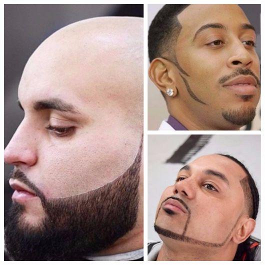Como Fazer Barba Desenhada 80 Inspiracoes Dicas Tutoriais Faceis