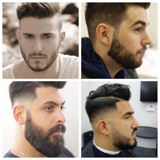 barba desenhada