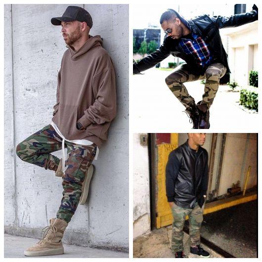 e696f2be03d Como Usar Calça Camuflada Masculina: 70 dicas de Looks & Onde Comprar!