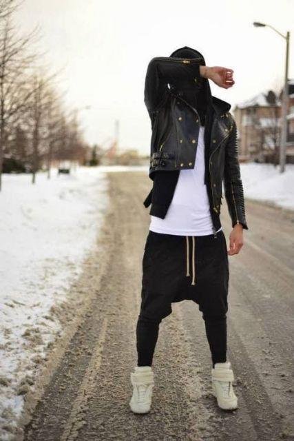 calça moletom masculina saruel