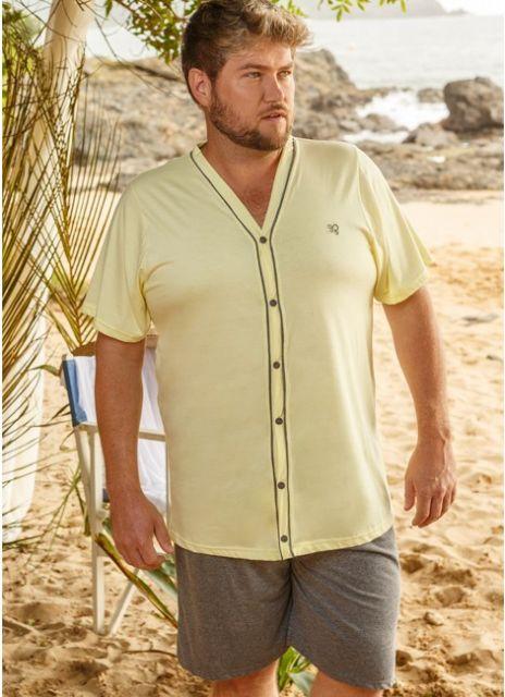 0f6fd3d37ff0e4 Pijama Masculino – Os 77 Modelos Mais Confortáveis & Marcas Baratas!