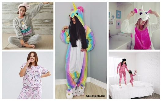 modelos de pijamas