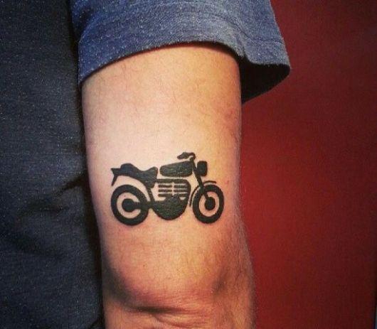 Tatuagem De Moto Significado Dicas E 65 Ideias Impressionantes