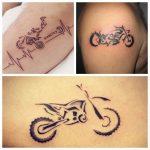 Tatuagem de Moto: Significado, dicas e 65 ideias impressionantes