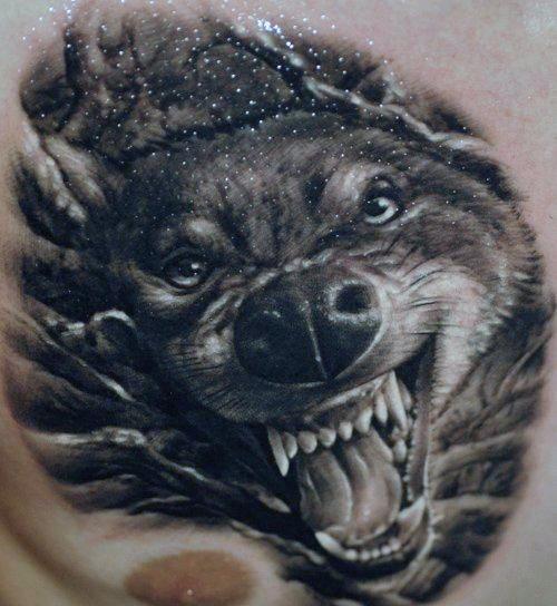 Tatuagem De Lobo 90 Ideias Maneirissimas Significados