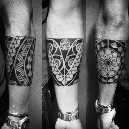 Tatuagem Tribal Masculina Significados Preco E 90 Ideias Incriveis
