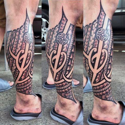 Tatuagem Tribal Masculina Significados Preço E 90 Ideias