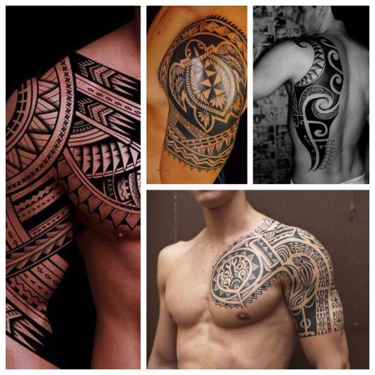 tatuagem tribal