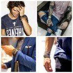 Bracelete Masculino – Como Usar com 60 Modelos Cheios de Estilo!