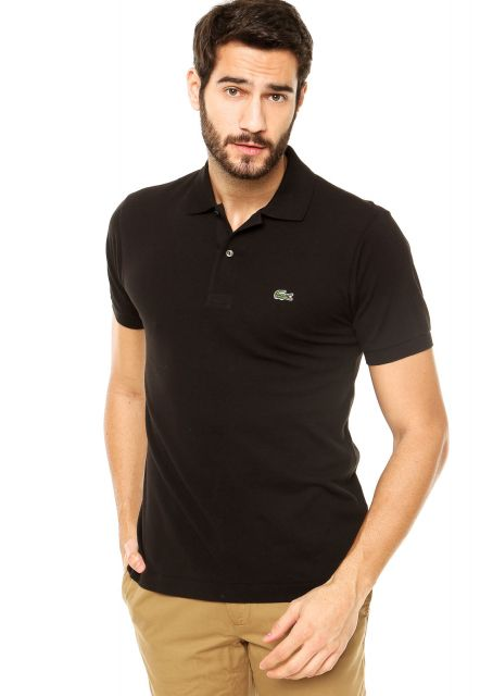 bac170dc0e Camiseta Polo Masculina – 85 Modelos