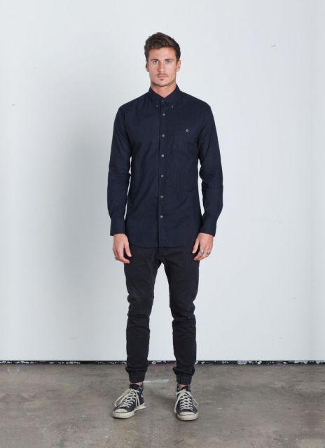 8ecfa407c Camisa Social Masculina – 100 Modelos Espetaculares   Como Usar!