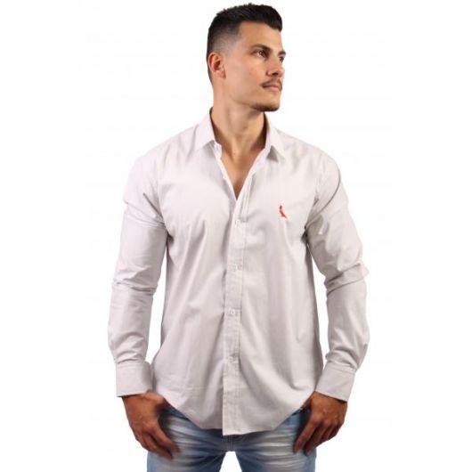 e14435cabd Camisa Social Masculina – 100 Modelos Espetaculares   Como Usar!