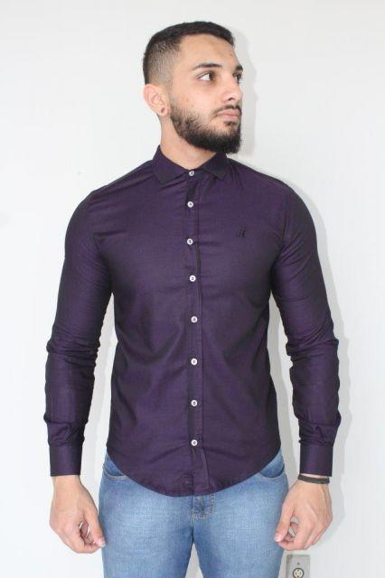 31b83b726 Camisa Social Masculina – 100 Modelos Espetaculares   Como Usar!