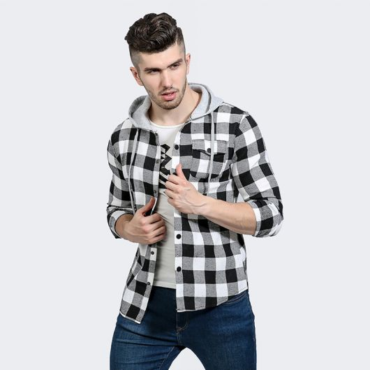 0b1a12c945471 Camisa Xadrez Masculina – Dicas de Como Usar   100 Modelos Estilosos!