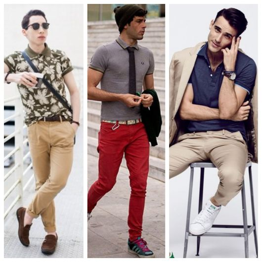 Camiseta Polo Masculina – 85 Modelos, Como Usar   Dicas de Marcas! 61b27d509a