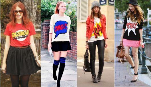 estilo geek feminino