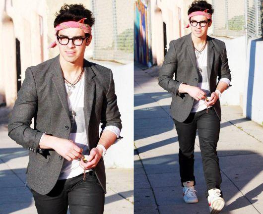 estilo geek masculino