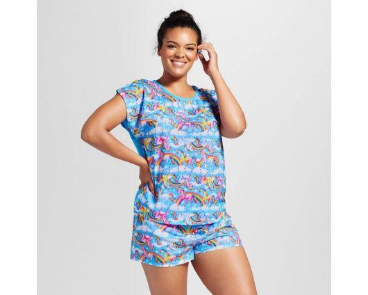 pijama com short
