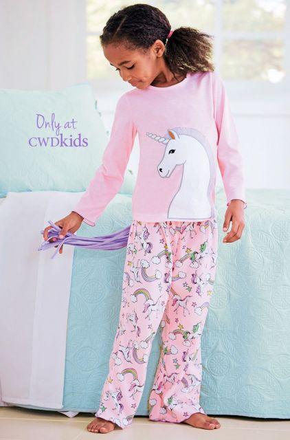 pijama de frio infantil