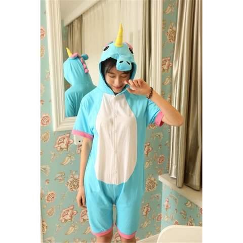 pijama macacão curto