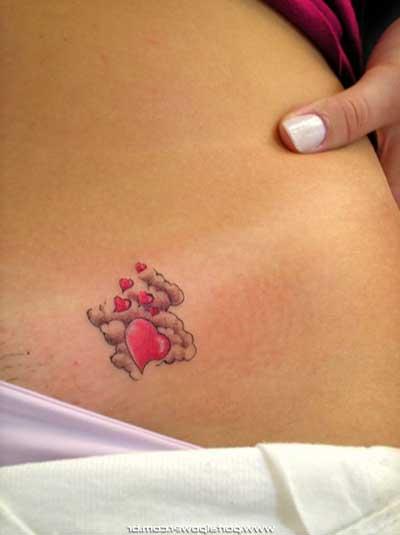 tatuagem virilha