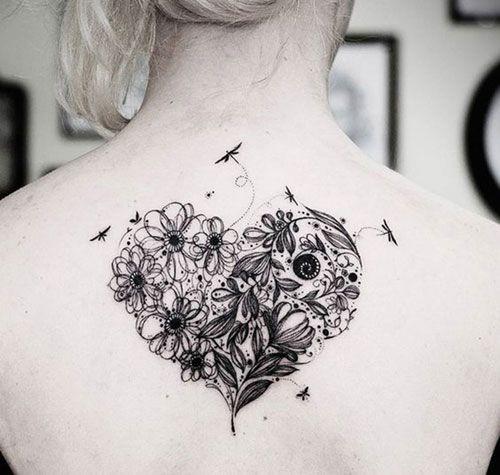 tatuagem grande costas