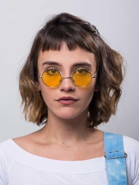 Óculos Redondo – Quem Pode Usar   61 Modelos de Cair o Queixo! c34245690f