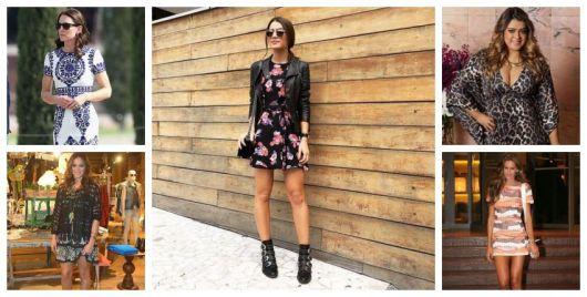 Vestido Estampado – Veja Modelos Lindíssimos e Saiba Onde Comprar!