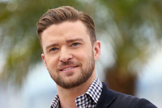 Inspiração em Justin Timberlake