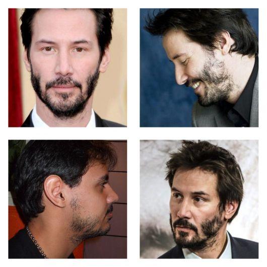 barba falhada