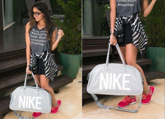 Bolsa feminina Nike.