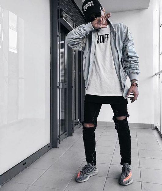 estilo swag masculino
